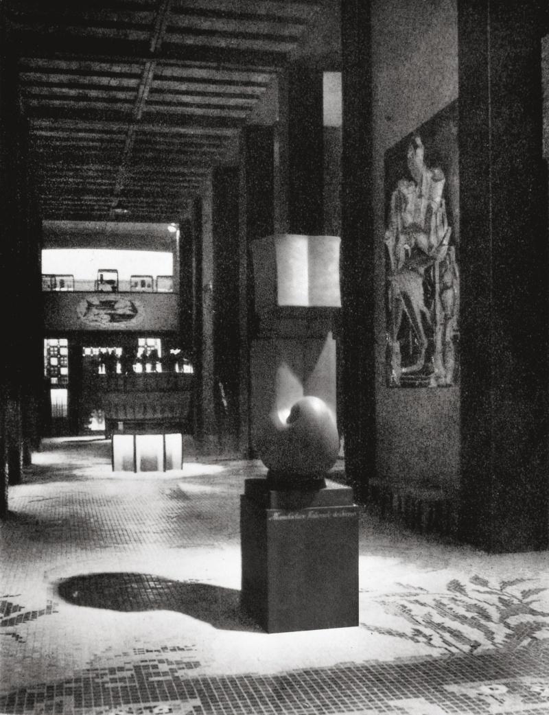 Jean Chauvin - Sculpteur - Vasque - Porcelaine de Sèvres - 1937