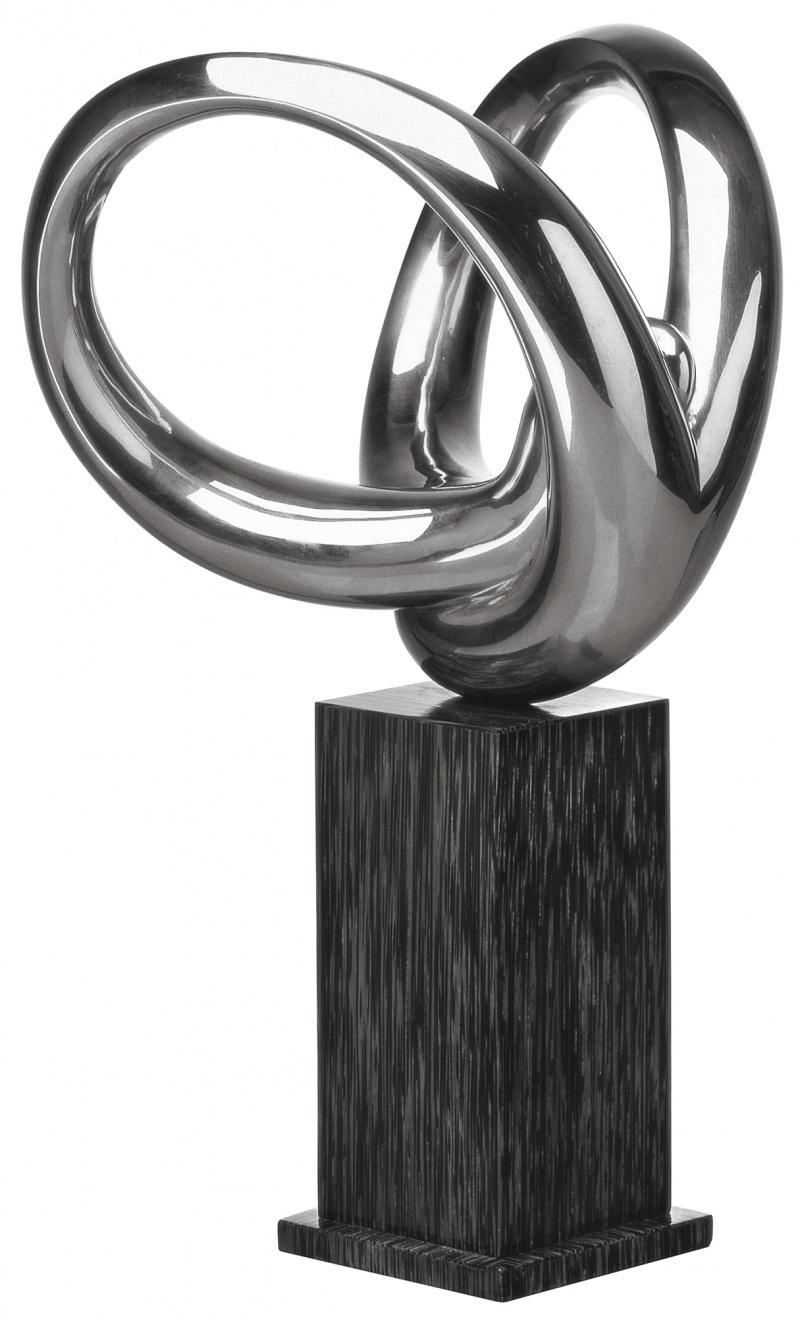 Jean Chauvin - Sculpteur - Narcisse - bronze doré - 1939