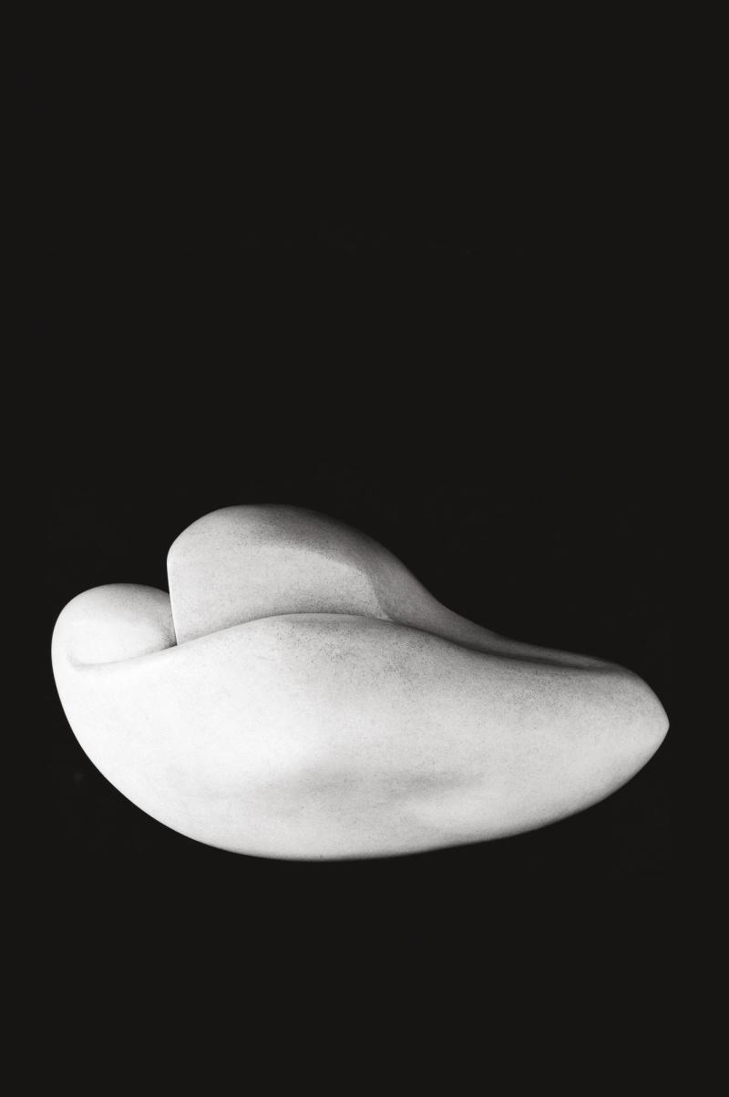 Jean Chauvin - Sculpteur - En un soir chaud d'automne - bronze - 1945